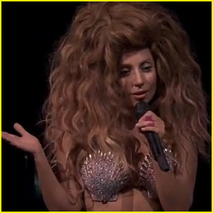 Lady Gaga Debuts New 'ARTPOP' Songs at iTunes Festival - Watch Now!