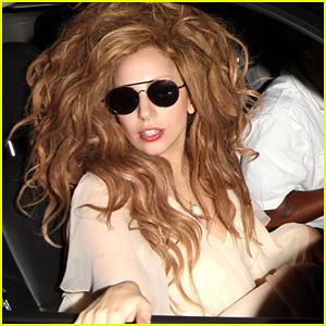 Lady Gaga: Time to Turn in 'ARTPOP'!