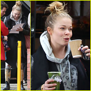LeAnn Rimes: Miley Cyrus' 'Wrecking Ball' Stuck in Her Head!