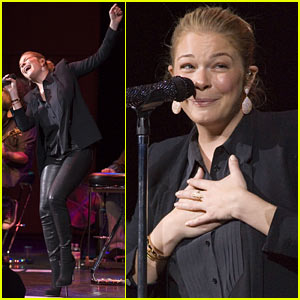 LeAnn Rimes Thanks Glasgow Fans for 'Incredible Concert'