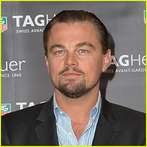 Leonardo DiCaprio: Woodrow Wilson Biopic Star & Producer!