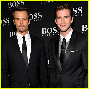 Liam Hemsworth Makes First Official Post-Split Appearance