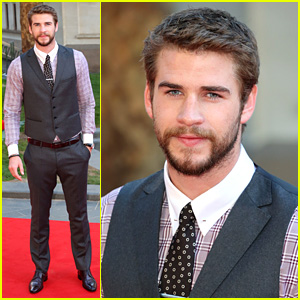 Liam Hemsworth Supports Brother Chris at 'Rush' Premiere!
