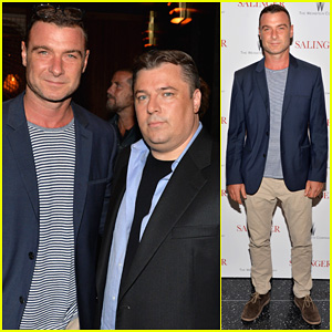 Liev Schreiber: 'Salinger' New York Screening!