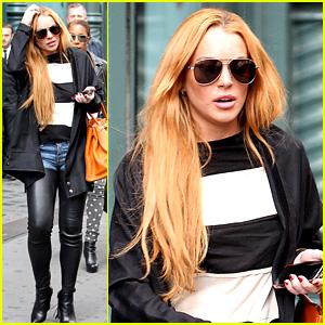 Lindsay Lohan Praises Styles of Favorite '90s TV Characters