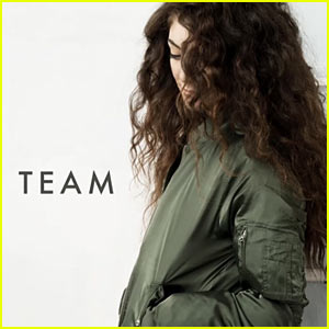 Lorde's 'Team' Song & Lyrics - Listen Now!