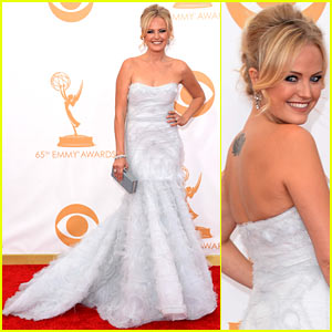Malin Akerman - Emmys 2013 Red Carpet