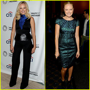 Malin Akerman: 'Trophy Wife' PaleyFest Preview!