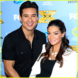 Mario Lopez & Wife Courtney Welcome Baby Boy Dominic!