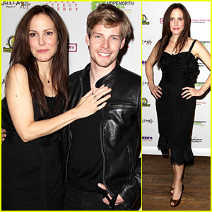 Mary-Louise Parker & Hunter Parrish Reunite for Hope North!