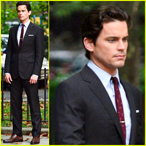 Matt Bomer Films After 'Fifty Shades of Grey' Petition Initiated