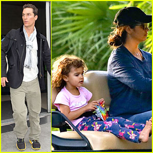 Matthew McConaughey: Camila Alves Helped Me Lose Weight!