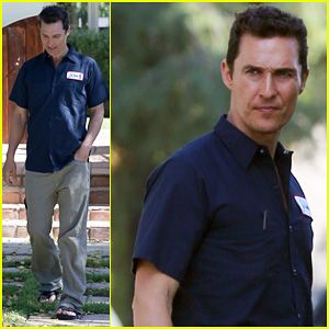 Matthew McConaughey: I Lost Weight Without Excercise