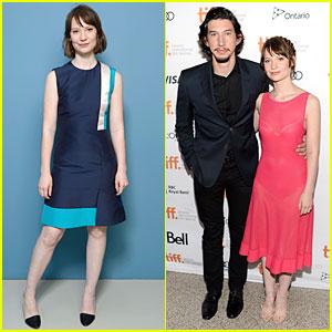 Mia Wasikowska & Adam Driver: 'Tracks' TIFF Premiere!