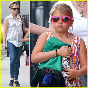Michelle Williams Goes Wild with Matilda After Birthday