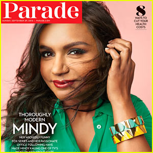 Mindy Kaling Opens Up About Mother's Death to 'Parade'