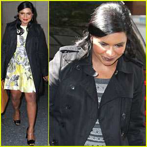 Mindy Kaling Promotes 'Mindy Project' Premiere on 'Today'!