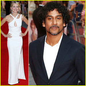 Naomi Watts: 'Diana' World Premiere with Naveen Andrews