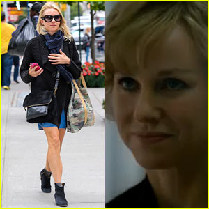 Naomi Watts: New 'Diana' Trailer - Watch Now!