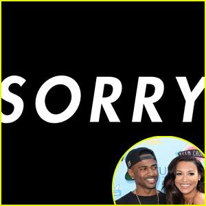 Naya Rivera: 'Sorry' Lyric Video feat. Big Sean - Watch Now!