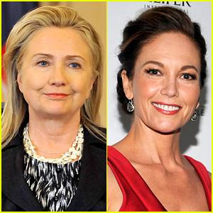 NBC Cancels Hillary Clinton Mini-Series Starring Diane Lane