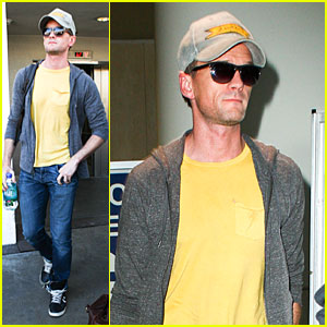 Neil Patrick Harris: I'm Postively Proud of 'Nothing to Hide'!