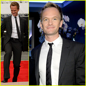 Neil Patrick Harris Rolls Out the Emmy Awards Red Carpet