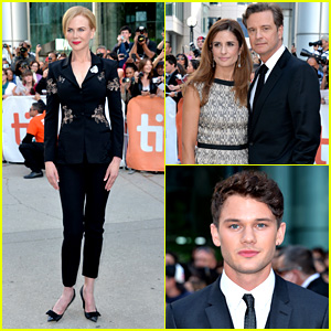 Nicole Kidman & Colin Firth: 'Railway Man' TIFF Premiere!