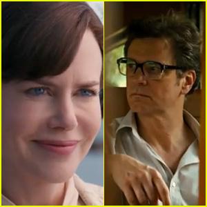 Nicole Kidman & Colin Firth: 'Railway Man' Trailer - Watch Now!