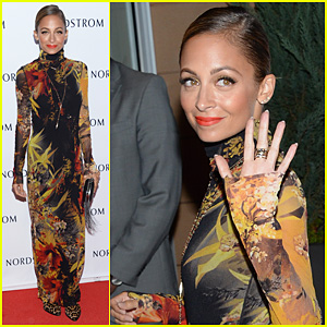 Nicole Richie Hosts the Nordstrom Gala!