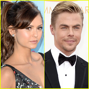 Nina Dobrev & Derek Hough: New Couple Alert?