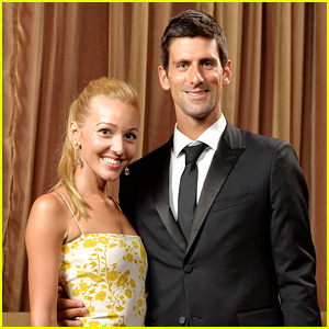 Novak Djokovic: Engaged to Jelena Ristic!