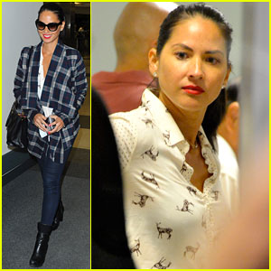 Olivia Munn: My Thoughts Are with Kenya
