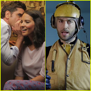 Olivia Munn & Zachary Levi: Preview Yahoo's Fall Shows! (Exclusive)