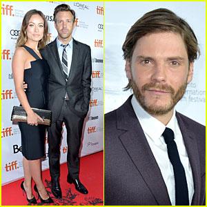 Olivia Wilde & Daniel Bruhl: 'Rush' TIFF Premiere!