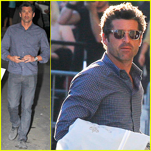 Patrick Dempsey Talks 'Grey's Anatomy' on 'Jimmy Kimmel Live!'