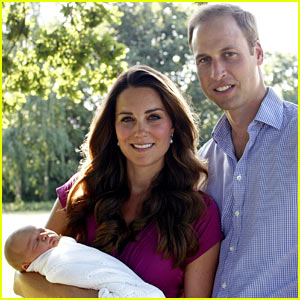 Prince George's Christening: Kate Middleton & Prince William Set Date!