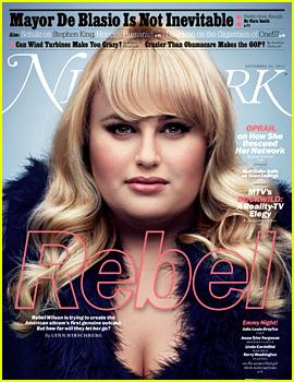 Rebel Wilson Covers 'New York' Magazine for 'Super Fun Night'