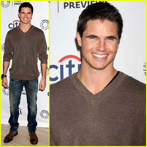 Robbie Amell: 'Tomorrow People' at PaleyFest Previews 2013