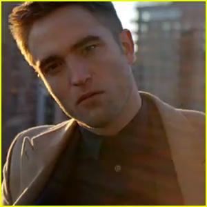 Robert Pattinson: Dior Homme Ad Campaign Complete Video!