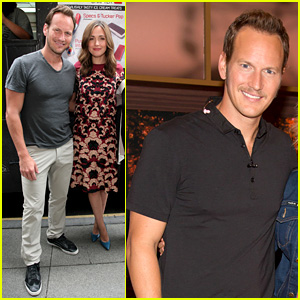 Rose Byrne & Patrick Wilson Promote 'Insidious: Chapter 2'