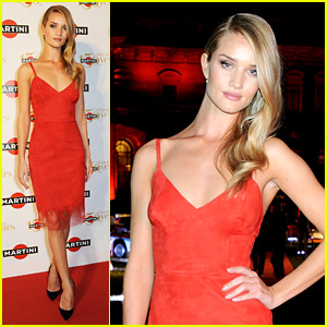 Rosie Huntington-Whiteley: Martini 150th Anniversary Gala