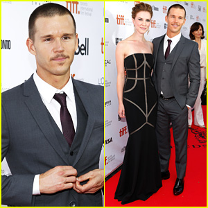 Ryan Kwanten: 'Right Kind Of Wrong' TIFF Premiere!