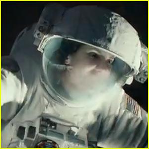 Sandra Bullock Flies Through Space in New 'Gravity' Trailer