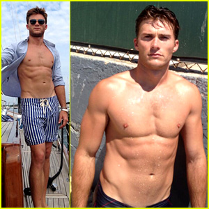 Scott Eastwood: More Sexy Shirtless Photos of Clint's Son!