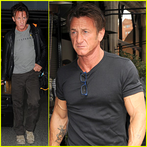 Sean Penn: 'Human Experiment' Documentary Trailer!