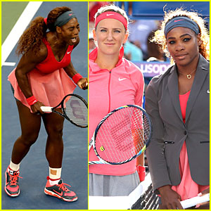 Serena Williams Wins Fifth U.S. Open Championship!