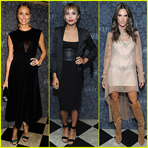 Stacy Keibler: H&M Between the Show Celebration!