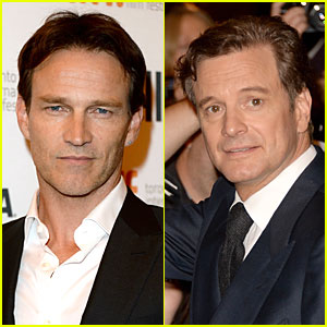 Stephen Moyer & Colin Firth: 'Devil's Knot' TIFF Premiere!