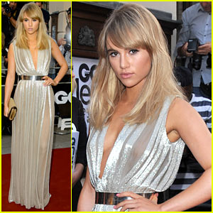 Suki Waterhouse - GQ Men of the Year Awards 2013